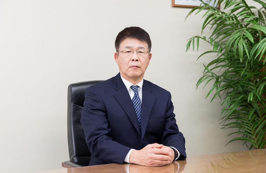 代表取締役社長 青木雅祐